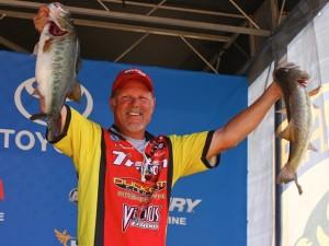 Boyd Duckett Falcon Lake Scorecard Stage