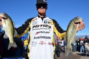 Josh Bertrand FLW Everstart Roosevelt Big Pair