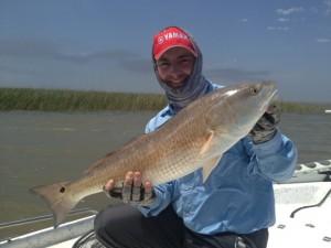 Mark Menendez 18lb Redfish