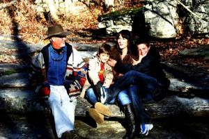 Melissa Clunn Family