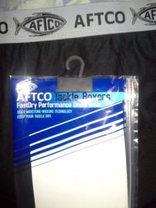 AFTCO Underwear Packaging