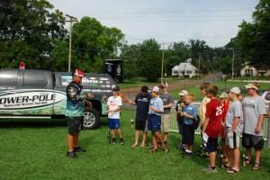 Chris Lane Fish Camp 2012