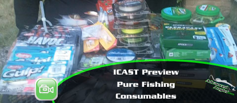 ICAST-Pure-Fishing-Consumables-Video-Preview