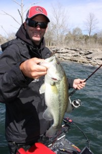 Kevin VanDam Grubbing Results
