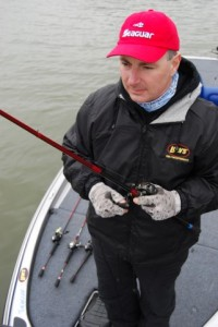 Mark Menendez Relies on Seaguar Tatsu Fluorocarbon Heavily
