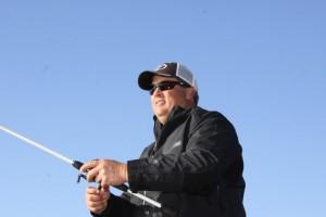 Big Show Terry Scroggins Fishing a Crankbait