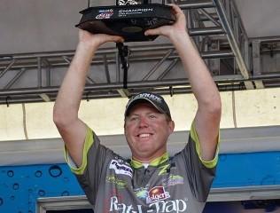 FLW Chickamauga Winner Casey Martin