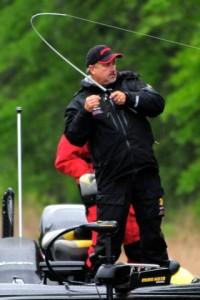 Pete Ponds Get Away Hookset - photo by Chris Dutton