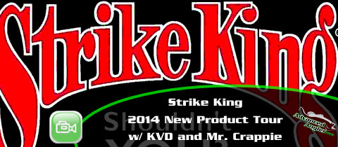 Strike-King-2014-New-Product-Tour-Main-Image