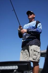 Chad Martin Finesse Fishing