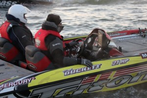 Boyd Duckett Bassmaster Classic Day Two Takeoff - photo by Dan O'Sullivan