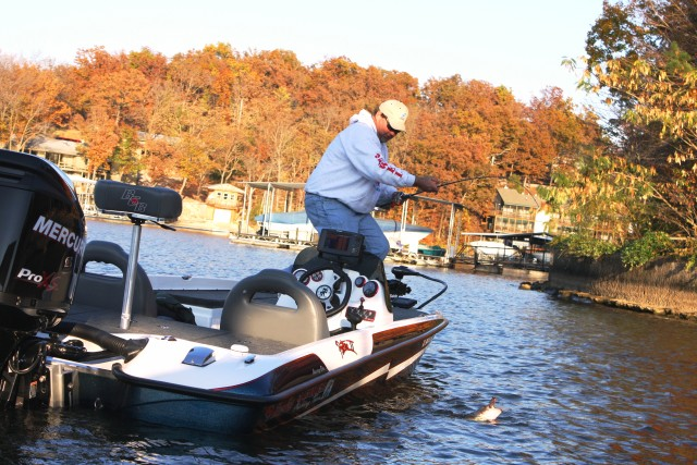 Gear up for fall a tackle primer advanced angler bass for Lake bryan fishing