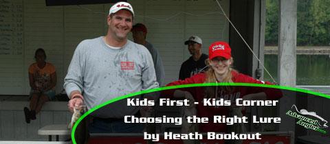 Kids-Corner---Choosing-the-Right-Lure-MainImage