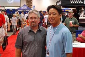 Bryan Hinton and Derek Yamamoto