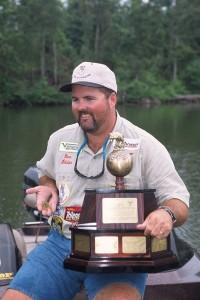 Dion_Hibdon_1997_Bassmaster_Classic_Trophy