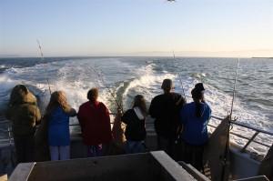 Hidden Treasures First Boat Ride