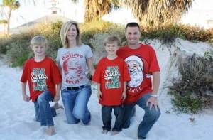 Howell Family Christmas Shirts