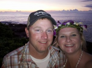 Mike_and_Stacy McClelland_Luau