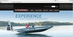 PhoeinxBoats.com Website