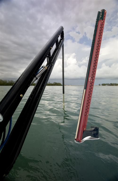 Best of show our view after advanced angler bass for Power pole fishing
