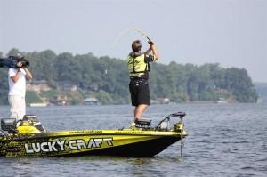 Skeet Reese Lake Jordan Backcast