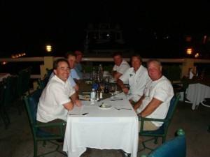 Skeet W&M Mexico Group Dinner