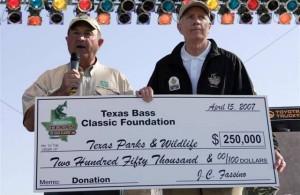 TTBC Donation