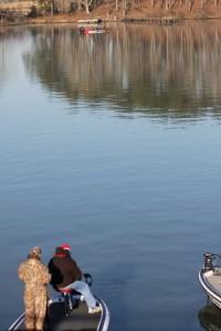 KVD's Winning Area - Beeswax Creek
