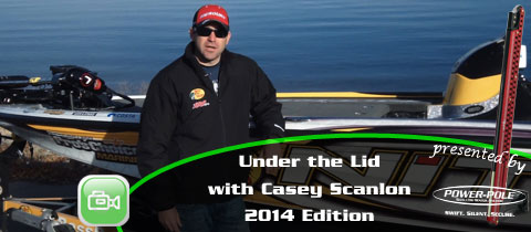 Video – Under the Lid with Casey Scanlon – 2014 edition