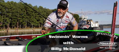 Swimmin' Worms with Billy McDonald