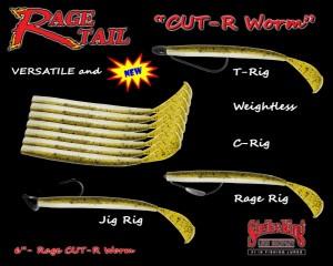 Cut-R Worm Rigs