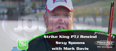 Video – Strike King Pro Team Journal – Sexy Spoons with Mark Davis