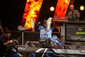Ish Monroe Bassmaster Classic Reveal