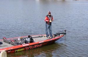 Jimmy Mason Fishing - photo by Dan O'Sullivan