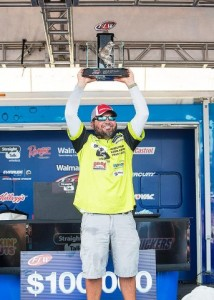 FLW Tour Pickwick Lake Winner Greg Hackney