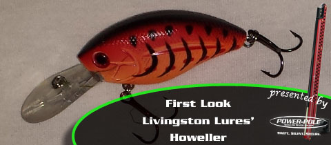 First look – Livingston Lures Howeller Dream Master Classic Crankbait
