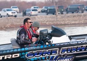 Preston Henson at a Tournament Takeoff