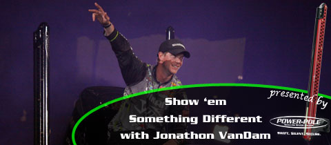 Show 'em Something Different with Jonathon VanDam