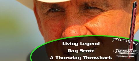 Living Legend – Ray Scott – a Thursday Throwback