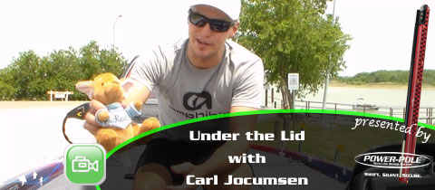 Advanced Angler's Under the Lid with Carl Jocumsen