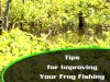 Improve Your Frogging this Summer
