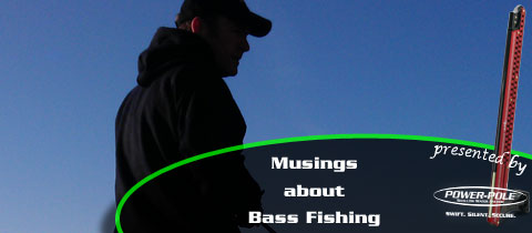 Musings about Bass Fishing