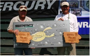 SPRO Frog Event Iowa Winners