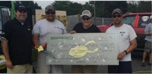 SPRO Frog Event Upper Chesapeake Winners