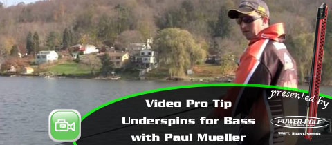 Video Pro Tip – Paul Mueller – Underspins for Bass