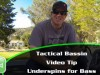 Tactical Bassin' Video Tip – Fall Bass Baits