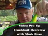 Video Pro Tip – a Strike King Crankbait Overview with Mark Rose
