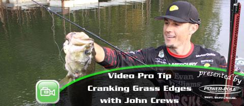 Video Pro Tip – Cranking Grass Edges with John Crews