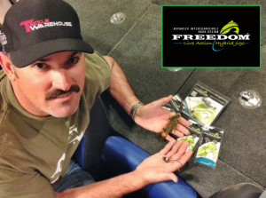 Jared Lintner Signs with Freedom Tackle Company