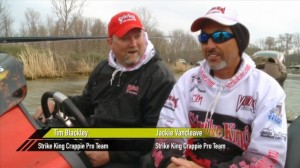 Blackley and Vancleave Reelfoot Crappie